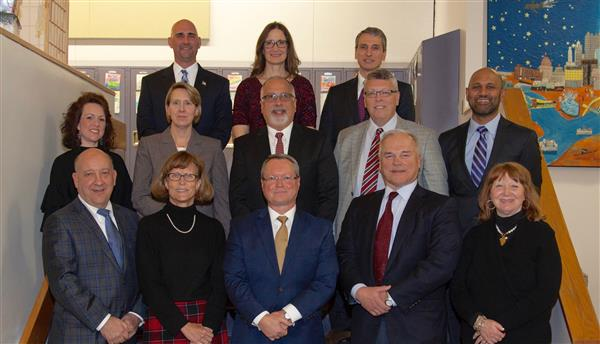 2018 FCASD School Board Members