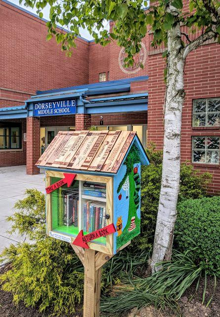 DMS Little Free Library