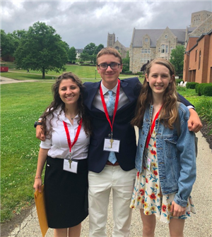 Fox Chapel Area students selected for HOBY Leadership Seminar