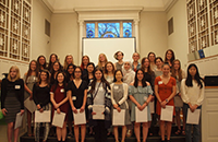 AAUW Recognizes Future Leaders in STEM Fields