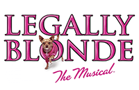 Legally Blonde: The Musical logo