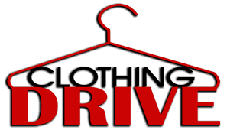 Clothing Drive Logo