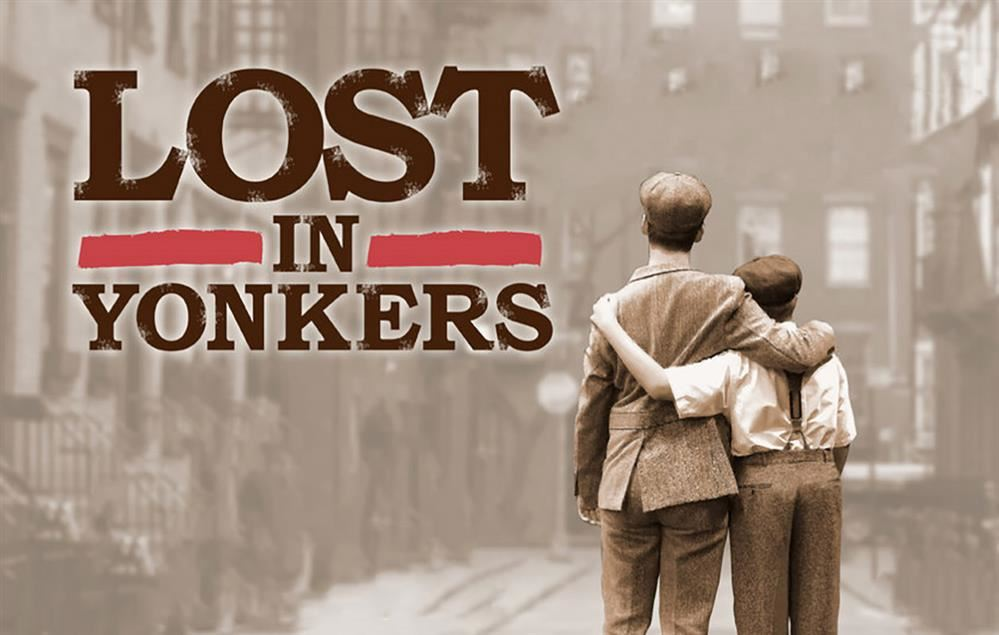 Lost in Yonkers logo